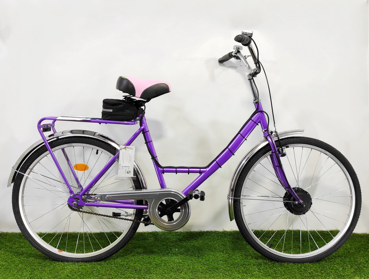 "Электровелосипед Czech 26"" li-ion 24V/350W"