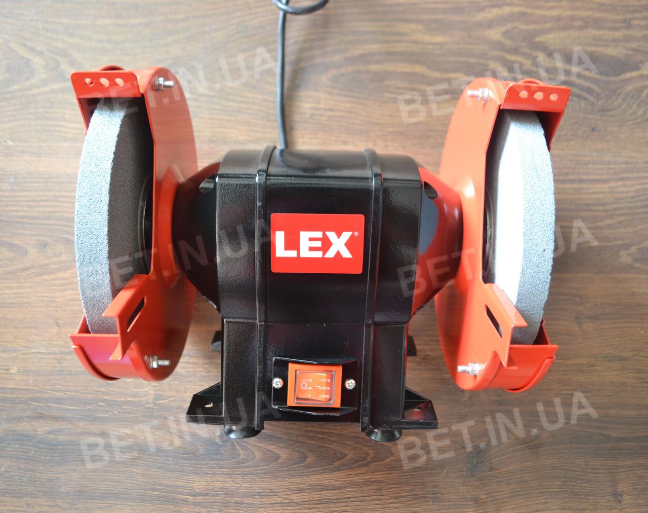 Точильный станок LEX LXBG18
