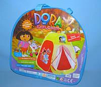 Детская игровая Палатка - домик Дора