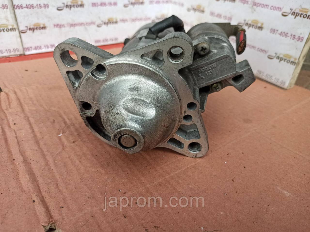 СтартерMazda323 626 Premacy 2.2кВт DITD RF2 RF3 RF4 2.0 дизель