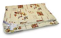 Одеяло шерстяное Осень 172x205см, овечья шерсть 100%, Leleka-Textile 1145