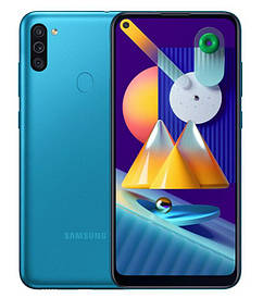 Samsung Galaxy M11 2020 3/32 Metallic Blue Гарантия 1 год