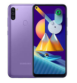 Samsung Galaxy M11 2020 3/32 Violet Гарантия 1 год