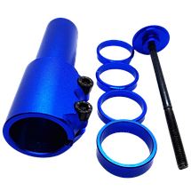 Подовжувач штока вилки (синій), фото 3