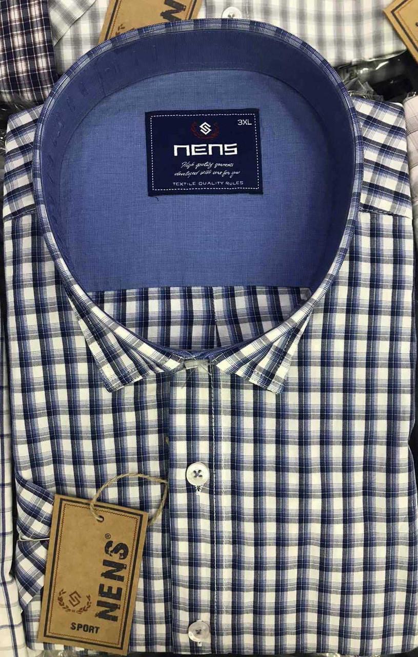 Батальная коттоновая рубашка NENS