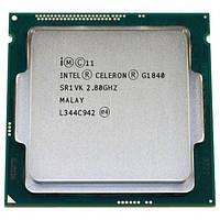 Intel Celeron G1840 2.8ghz 2m lga1150 Процессор, целерон, сокет 1150, фото 1