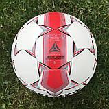 М'яч футбольний SELECT VIKING IMS №5 200-029 (червоний), фото 2