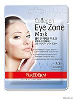 Маски - патчи под глаза Purederm Collagen Eye Zone Mask