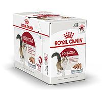 Royal Canin Instinctive in Loaf (паштет) 85г*12шт - паучи для кошек старше 1 года