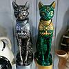 Статуетка кішки богиня Баст (Бастет) - покровителька кішок і охоронець жіночої душі.