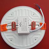 LED cветильник 18W UNI-R-18W круг 5000K, фото 2