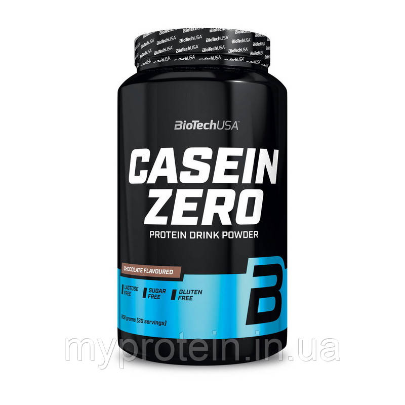 BioTech Протеин Казеин Casein ZERO908 g