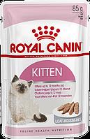 Royal Canin Kitten Instinctive Loaf ( паштет) паучи для котят от 4 до 12 месяцев 85 г