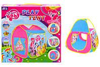 """Палатка """"My little Pony"""" в коробці 995-7110B р.70*70*90см"""