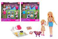 Лялька Defa аксесуарами (коробка)  8282