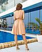 Женское платье Песочный, фото 2