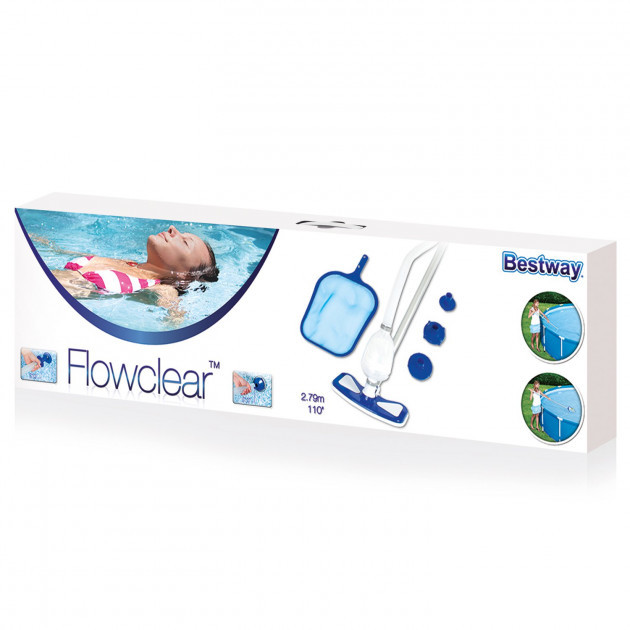 Набор для очистки  бассейна Bestway Flowclear (58234)