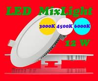 MixLight Downlight (Круглый Даунлайт) 12W glass, фото 1