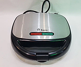 Сендвичница Domotec MS-7704 4in1, фото 2