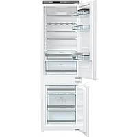 Холодильник с морозильной камерой Gorenje NRKI4182A1