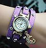 Часы женские Moon purple, фото 5