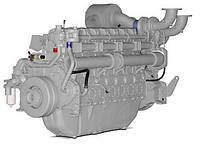 Ремонт двигателей Перкинс Perkins 4006 - 4008