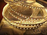 Светодиодная лента премиум   13.5 ватта теплого свечения , не герметичная, 1м, фото 1