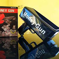 Пистолет для денег MONEY GUN ABC купюромет