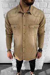 Мужская оригинальная рубашка (Замеры и больше фото в живую предоставляем)