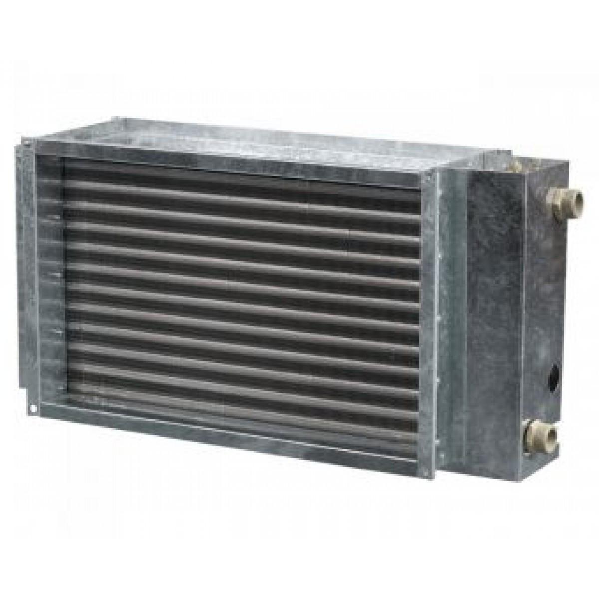 Водяной нагреватель НКВ 500х300-4