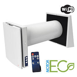 Проветриватель Blauberg Vento Expert A50-1 W c Wi-Fi модулем