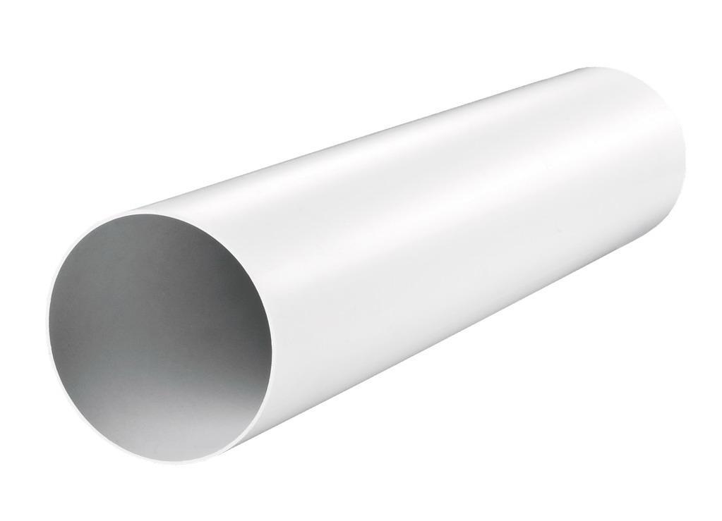 Пластиковый воздуховод круглый 1020