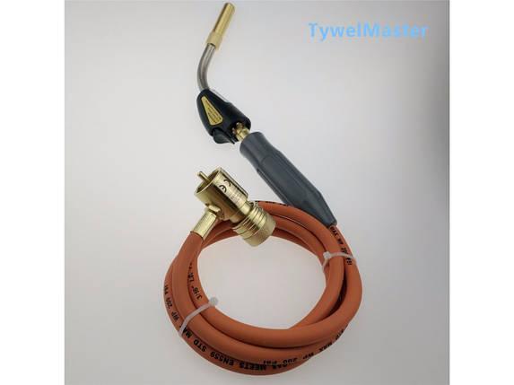 Газовая горелка для сварки RTM - 1S660 с пьезоподжигом МАПП газ, фото 2