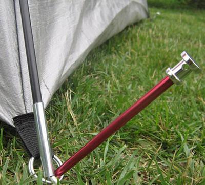 Каркас, колышки для палаток