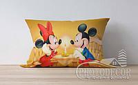 """Детская подушка с фото """"Микки Мауса 24"""""""