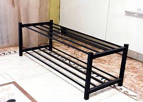 Полка металлическая  для обуви J2-80 (подставка металлическая для обуви), фото 3