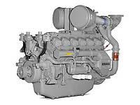 Ремонт двигателя Перкинс Perkins 4012 - 4016
