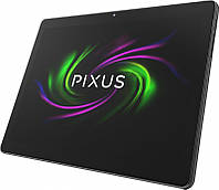Планшетный ПК Pixus Joker 3/32GB 4G Dual Sim Black, 10.1 (1920x1200) IPS / MediaTek Helio P22 / ОЗУ 3 ГБ / 32 ГБ встроенной + microSD до 128 ГБ /