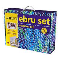 Набор для рисования на воде Эбру 8 цветов, ArtDeco (Турция, набор для творчества, наборы для Эбру), фото 1