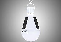 Лед лампа 7 Вт Е 27 аварийного освещения 220 - 240 Вольт с солнечной панелью.