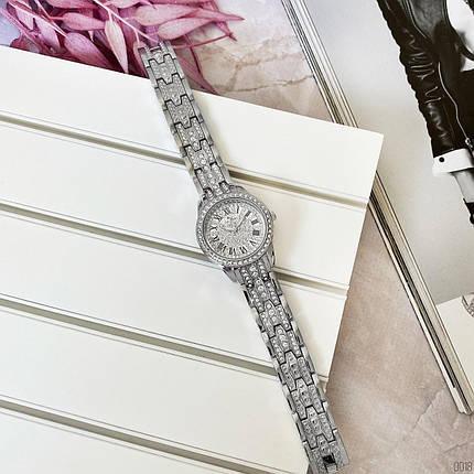 Оригинальные наручные часы Bee Sister 1501 All Silver Diamonds | Оригинал, Гарантия 1 год!, фото 2