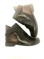 Женские демисезонные ботинки кожанные MODELLE
