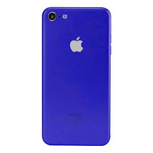 Защитная пленка на заднюю панель для iPhone 6 Plus/6s Plus синяя