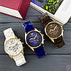 Наручные часы Emporio Armani Silicone 068 Gold-White, фото 2