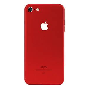 Защитная пленка на заднюю панель для iPhone 7 Plus/8 Plus красная