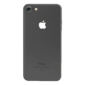 Защитная пленка на заднюю панель для iPhone 7 Plus/8 Plus серая