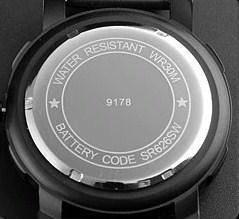 Оригинальные наручные часы Skmei 9178 Black-Gray | Оригинал Скмей, Гарантия 1 год!, фото 2