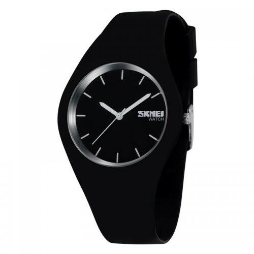 Оригинальные наручные часы Skmei 9068 Black-Silver | Оригинал Скмей, Гарантия 1 год!