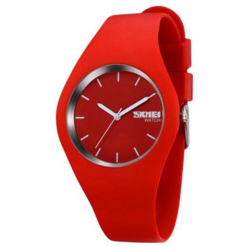 Оригинальные наручные часы Skmei 9068 Red | Оригинал Скмей, Гарантия 1 год!