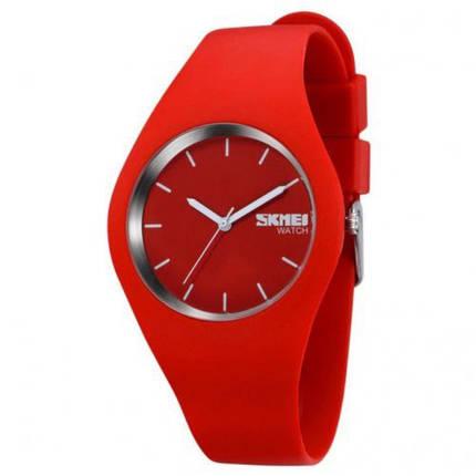 Оригинальные наручные часы Skmei 9068 Red | Оригинал Скмей, Гарантия 1 год!, фото 2